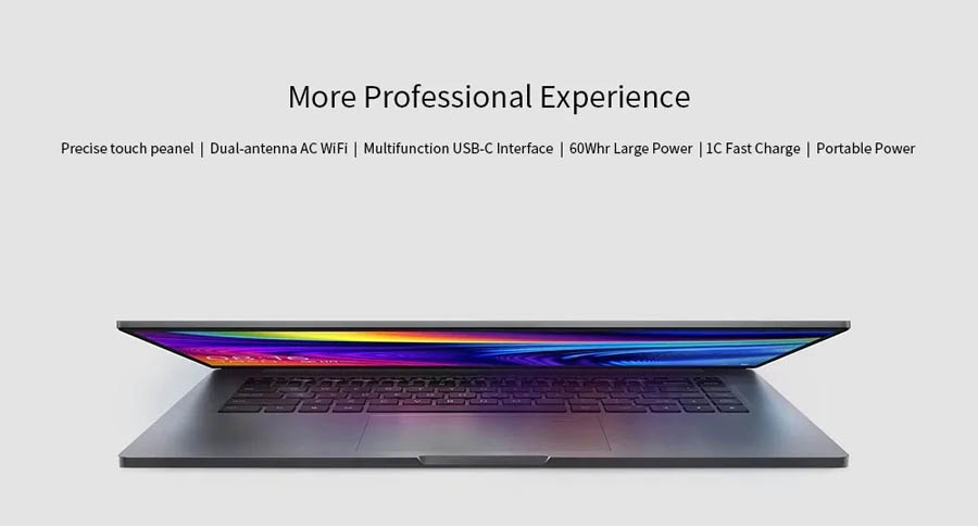 Xiaomi Mi Notebook Pro Enhanced Edition