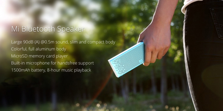 Original Xiaomi Bluetooth Speaker