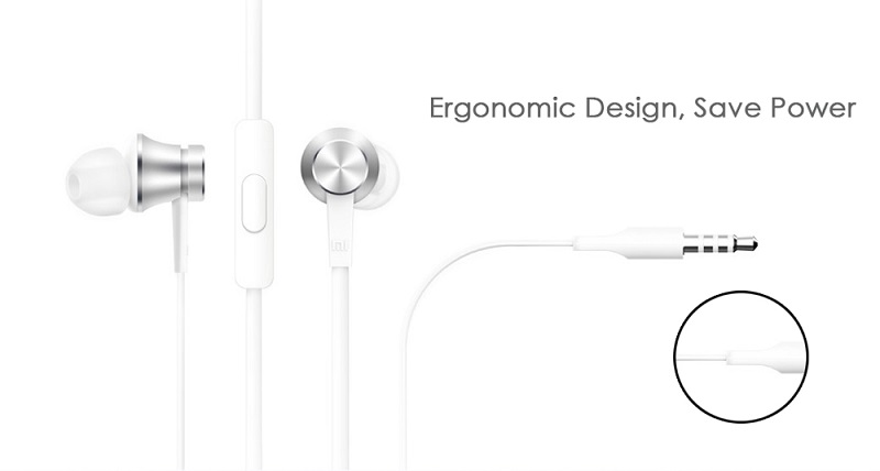 Xiaomi In-Ear Piston Headphones Basic